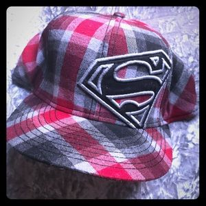 Superman Hat ♦️ Unisex for Men and or Women